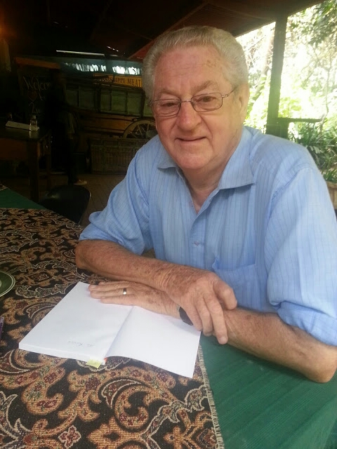 My special friend, Dr Wally Marais