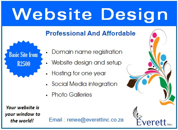 Need a website?  I can help.