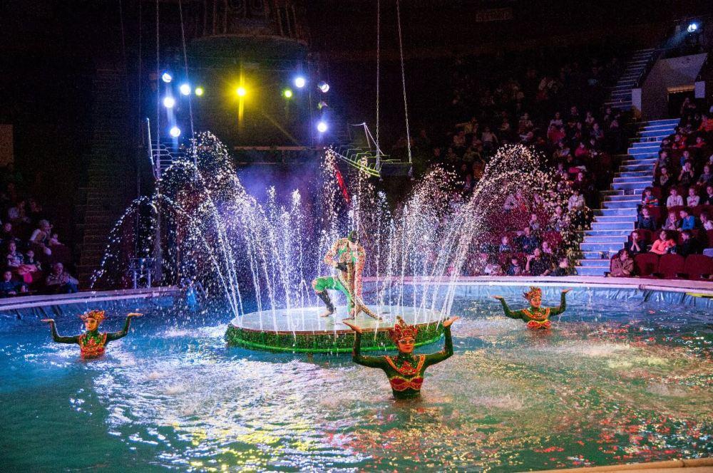 SPLASH! - The Water Circus - Photo 2