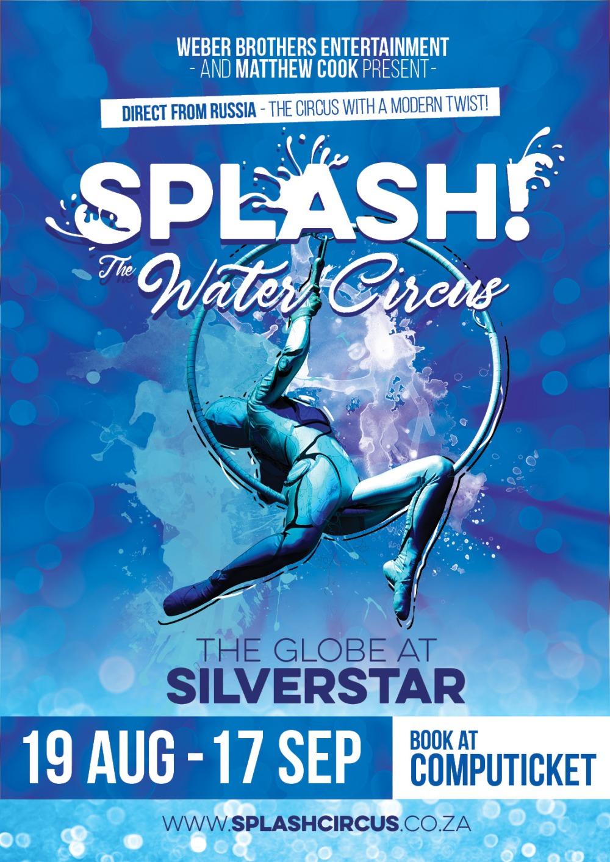 SPLASH! - The Water Circus Poster
